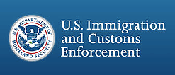 US Immigration and Customs Logo